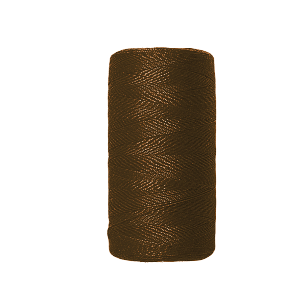 Fil à coudre 500 mts - marron